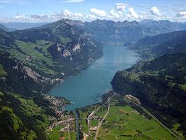 45 Min. Rheintal-Walensee