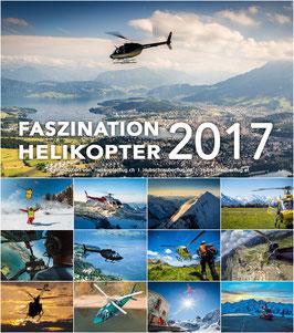 Helikopter Kalender 2017, Format  A3