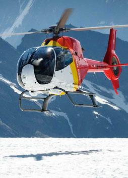 45 Min. Fondue Rundflug max. 4 Personen