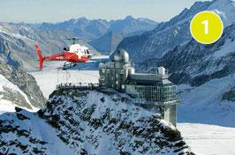 Jungfraujoch Ausflug