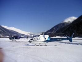 20 Min. Bernina Rundflug