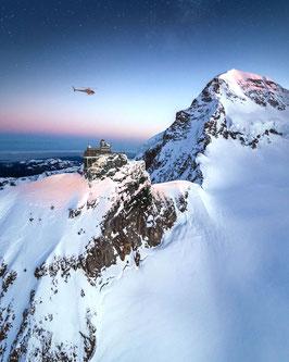 30 Min. Jungfraujoch Gletscher