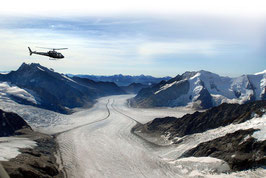 70 Min. Jungfraujoch Rundflug ab Schindellegi