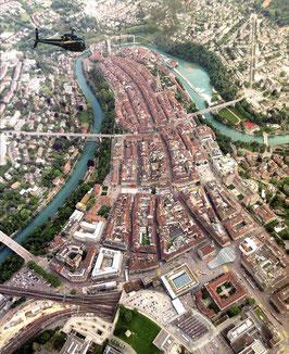 20 Min. Bern-City-Flug