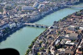 20 Min. Stadtrundflug Basel