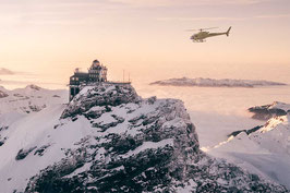 75 Min. Jungfraujoch Plus Rundflug