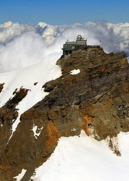 Jungfraujoch ab Grenchen