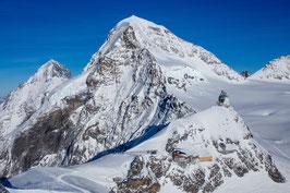 75 Min. Jungfraujoch Rundflug