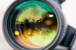 Professioneller Fotograf