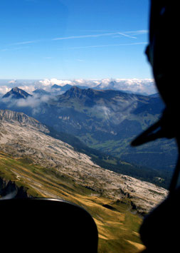 Helikopterflug Hochgebirgseen ab Lodrino