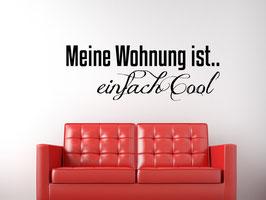 """Wandtattoo """"Einfach Cool"""""""