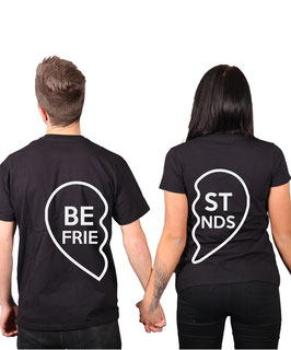 "2 x T-Shirt ""Best Friends"""