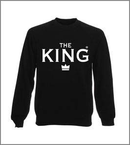 "SWEATER CLASSIC ""THE KING"""