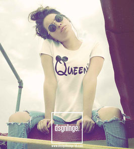 "T-SHIRT ""QUEEN"" oo"