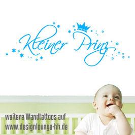 """""""Kleiner Prinz"""" Wandtattoo"""