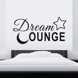 "WANDTATTOO ""DREAM LOUNGE"""