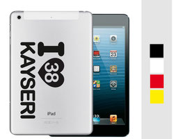 "iPad mini Sticker ""I Love Kayseri"""