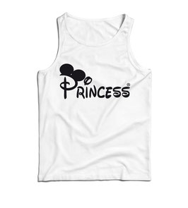 "TANK TOP ""PRINCESS"" oo"