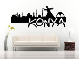 Konya Skyline