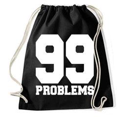 "TURNBEUTEL ""99 PROBLEMS"""