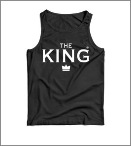 "TANK TOP ""THE KING"""