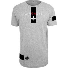 "T-Shirt ""Gangasta"" 0007"