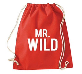 "TURNBEUTEL ""MR WILD"""