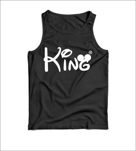 "TANK TOP ""KING"" oo"