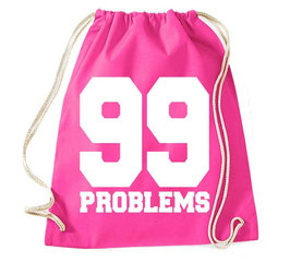 "TURNBEUTEL ""99 PROBLEMS"""