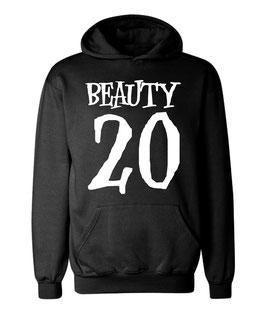 "Kapuzenpullover ""Beauty 20"" für Damen"