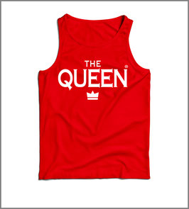 "TANK TOP ""THE QUEEN"""