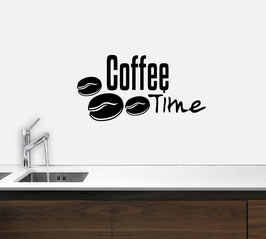 """Coffee Time"" Bohne"