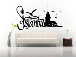 Istanbul 2 Skyline
