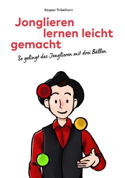 (Archiv) Jonglierbroschüre: Jonglieren lernen leicht gemacht