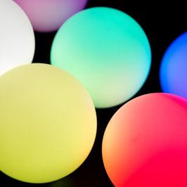 LED Jonglierball