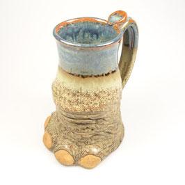 Vintage Keramik Bierkrug