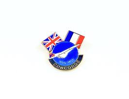 Original Crew-Pin der Concorde