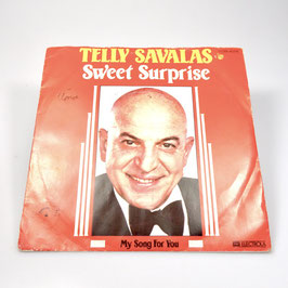 "Telly Savalas ""Sweet Surprise"" Single"