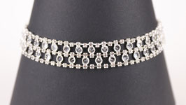 DIAMONDS COLLECTION - Kristall Halsband MAGNUS