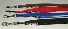 Führleine aus Gurtband, Breite 1,5 cm
