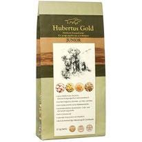 """Hubertus Gold """"Junior""""  Premium Trockenvollkost - 14kg - Lieferung nur in Österreich"""