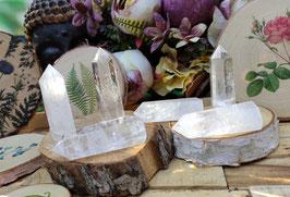 Kinderwunsch Turm - Bergkristall (SK25)