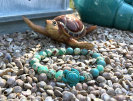 Schildkröte Armband - Jaspis (T44)
