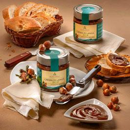 Haselnuss - Schokoladencrème 230 g - Nocciola Piemonte IGP