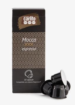 Kaffeekapseln Mocca Espresso für Nespresso