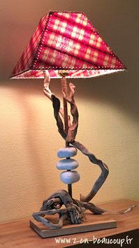 Lampe Bois Flotté Montana