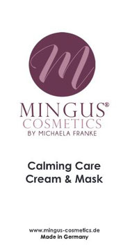 Calming Care Cream & Mask