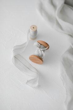 Pearl marmoriert - Chiffonbänder