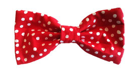 Mini Red & Pink Bow Ties