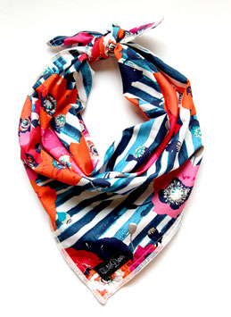 Bloom Traditional Knotted Bandana-WHOLESALE